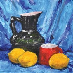 Студия изобразительного искусства для взрослых