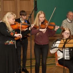Молодёжная фольклорная группа «Lambrine»