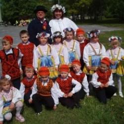 Ансамбль народного танца «Virulane» - Группы для малышей