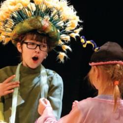 Laste teatristuudio Siilikesed