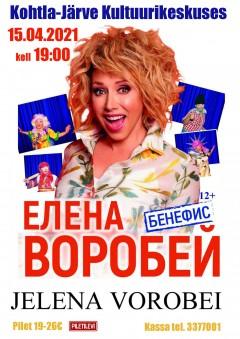 Jelena Vorobei benefiss